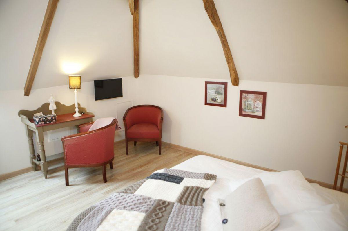 chambre d'hôte Cottage, Trédarzec, Bretagne