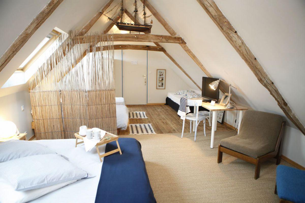 chambre d'hôte, suite Marine, Trédarzec, Bretagne